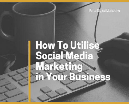 How To Utilise Social Media Marketing in Your Business