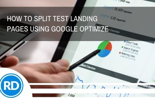 How To Split Test Using Google Optimize - RobertDicks.com