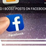 Should I boost Posts On Facebook?